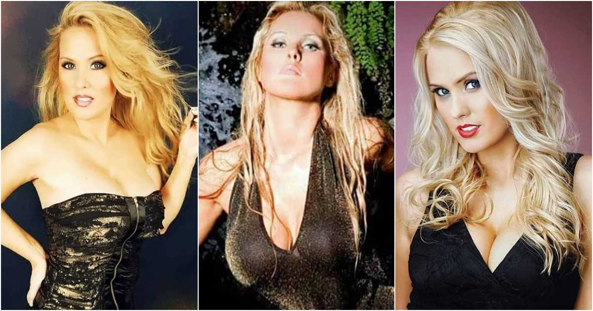 61 Sexy Pictures Of Darcy Donavan Which Demonstrate She Is The Hottest Lady On Earth