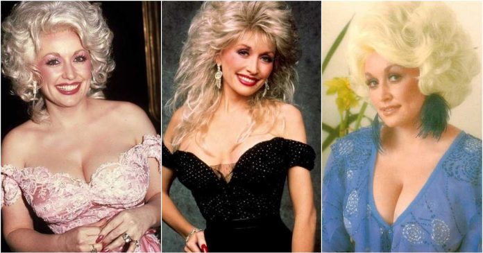 61 Sexy Pictures Of Dolly Parton Which Will Cause You To Surrender To Her Inexplicable Beauty