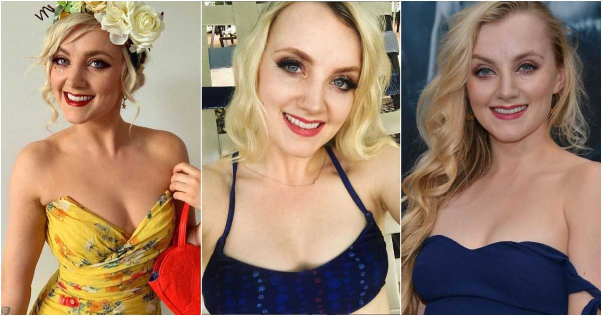61 Sexy Pictures Of Evanna Lynch Will Leave You Stunned By Her Sexiness