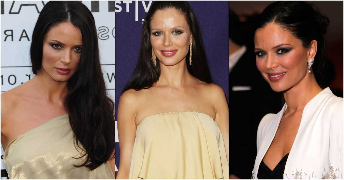 61 Sexy Pictures Of Georgina Chapman Which Will Make You Slobber For Her