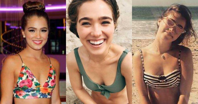 61 Sexy Pictures Of Haley Lu Richardson Which Are Incredibly Bewitching