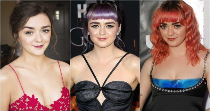 61 Sexy Pictures Of Maisie Williams That Are Sure To Make You Her Most Prominent Admirer