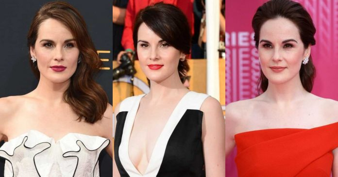61 Sexy Pictures Of Michelle Dockery Which Will Make You Succumb To Her
