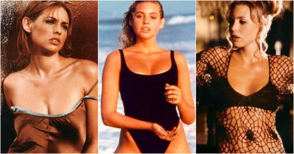 61 Sexy Pictures Of Olivia d'Abo Exhibit Her As A Skilled Performer