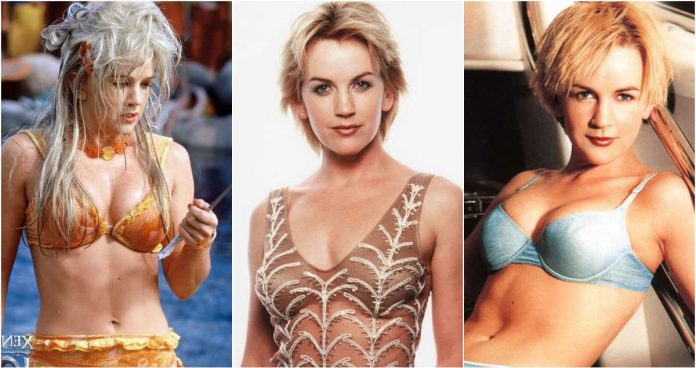 61 Sexy Pictures Of Renee O'Connor Will Heat Up Your Blood With Fire And Energy For This Sexy Diva