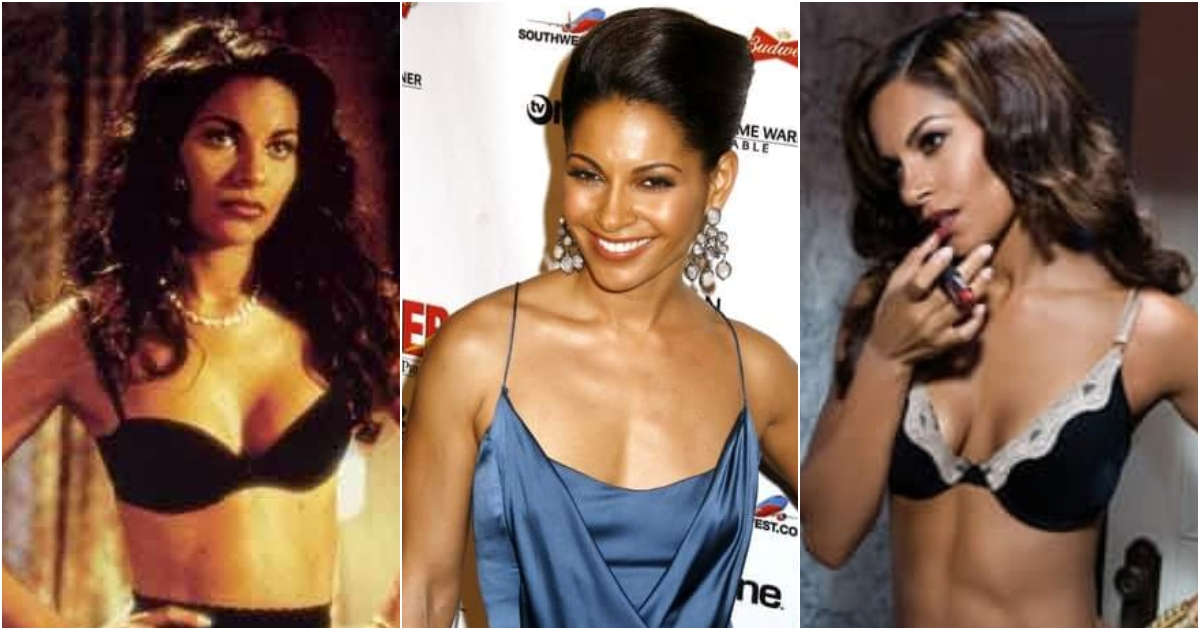 61 Sexy Salli Richardson Pictures Captured Over The Years