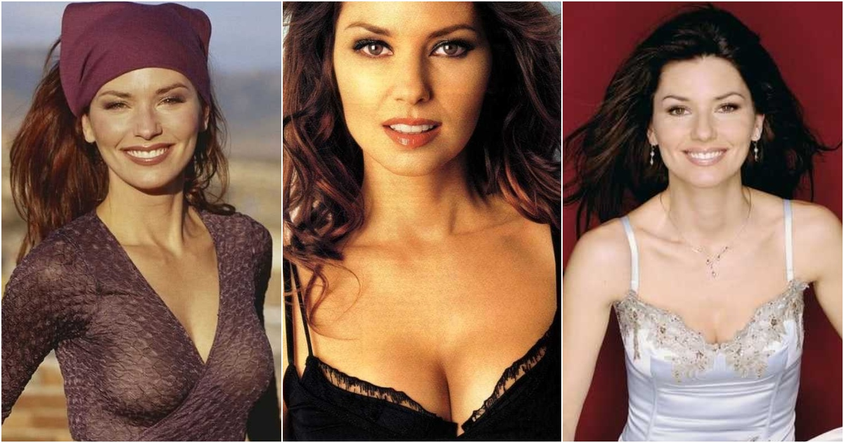 61 Sexy Shania Twain Pictures Captured Over The Years