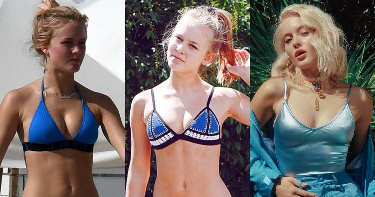 61 Sexy Zara Larsson Boobs Pictures Demonstrate That She Is As Hot As Anyone Might Imagine