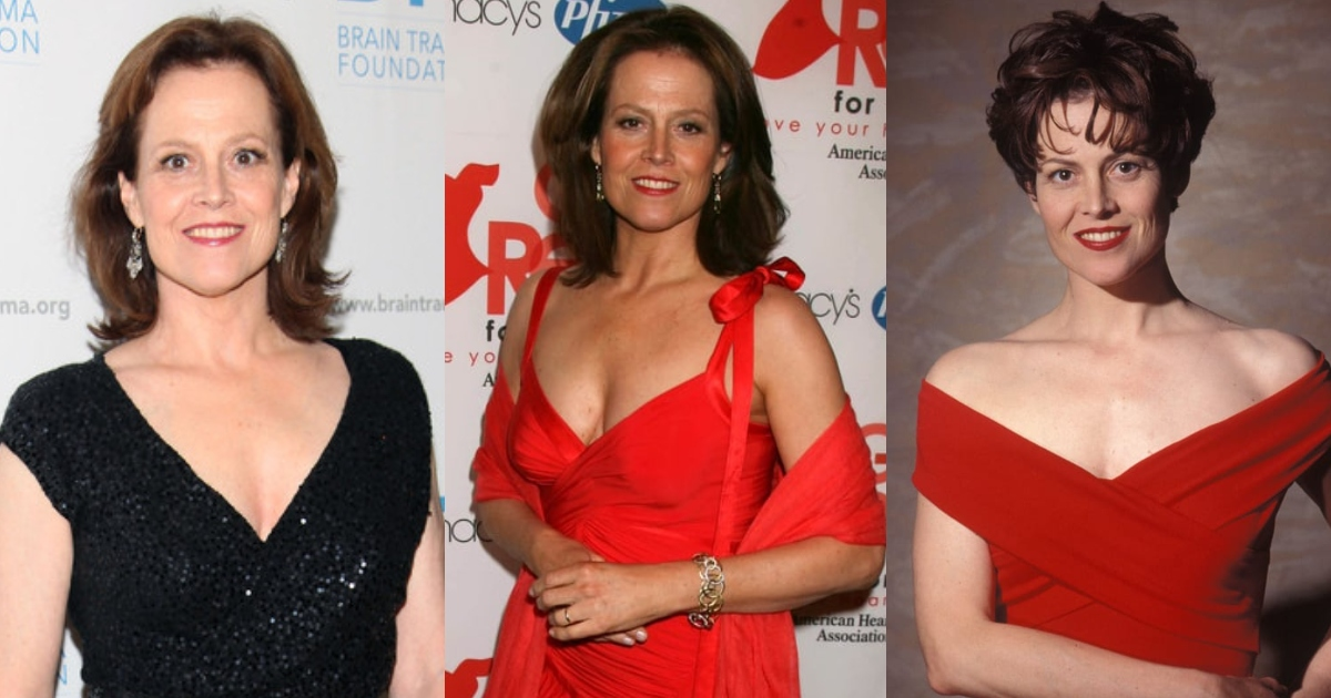 61 Sigourney Weaver Hot Pictures Which Demonstrate She Is The Hottest Lady On Earth