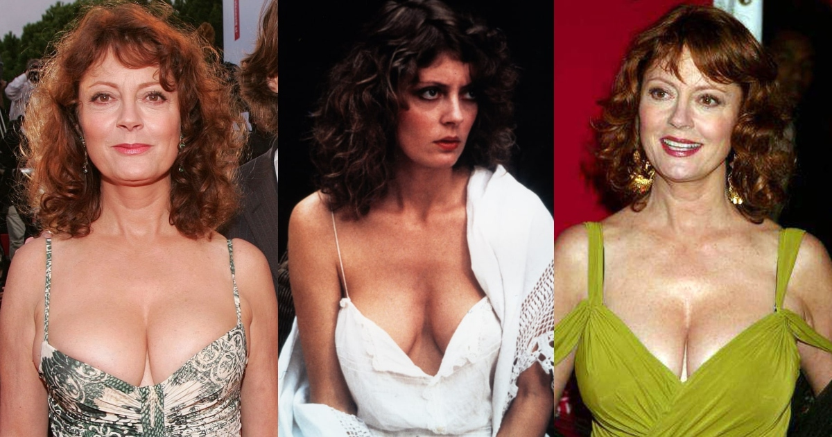 61 Susan Sarandon Sexy Pictures Will Make You Fall For Her