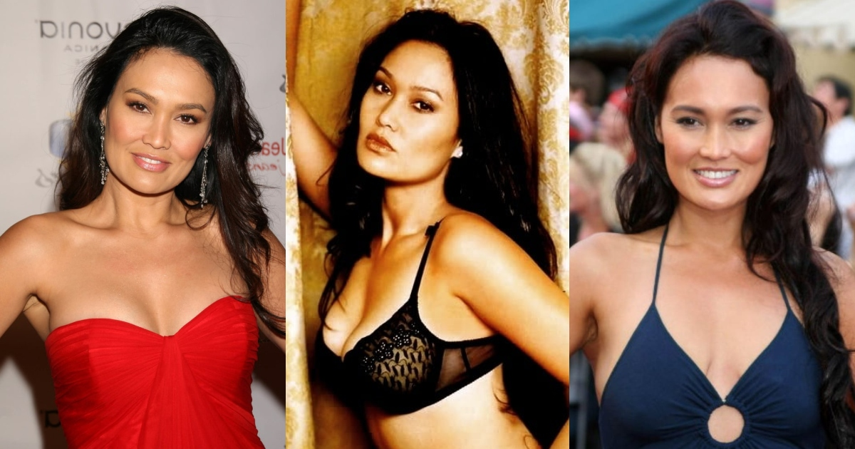 61 Tia Carrere Sexy Pictures Are Essentially Attractive