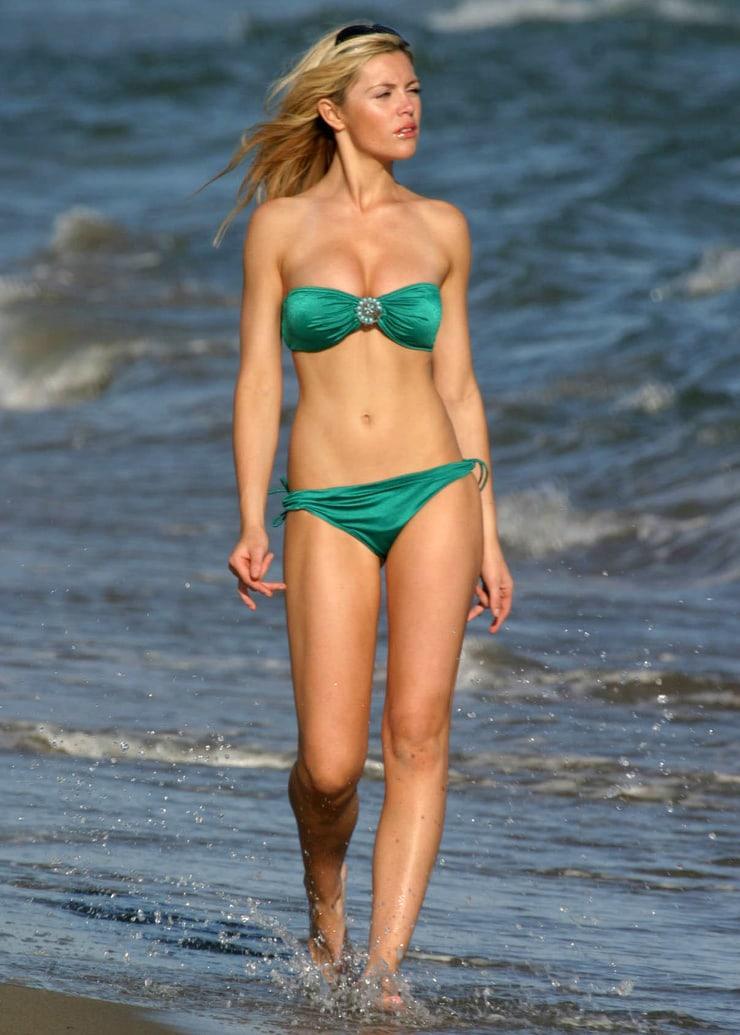 Abbey Clancy hot bikini pics