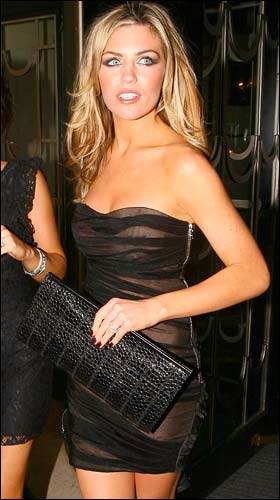 Abbey Clancy hot pic