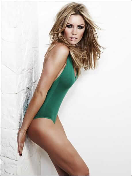 Abbey Clancy sexy image