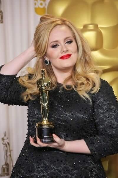 Adele sexy image