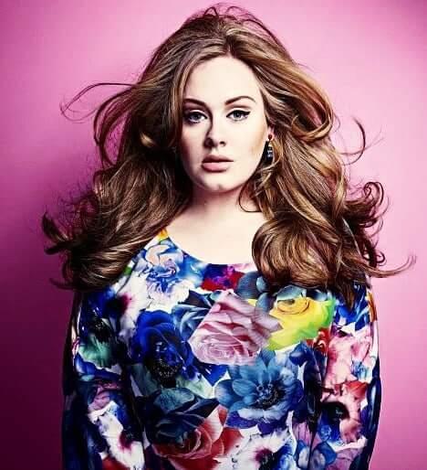 Adele sexy boobs pics