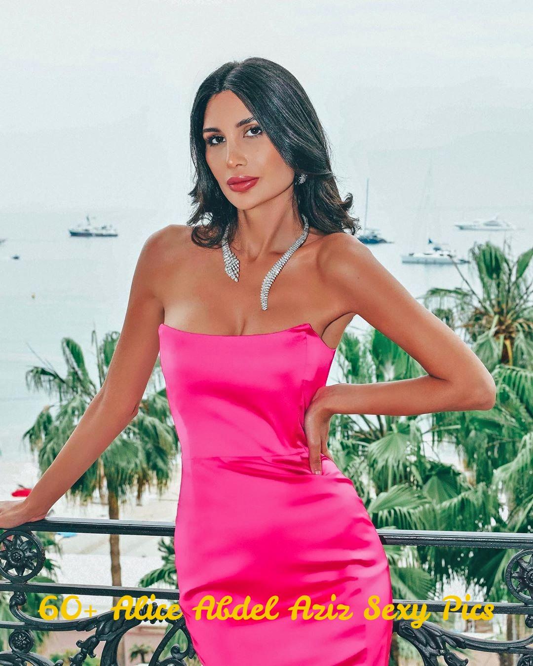 Alice Abdel Aziz hot pics