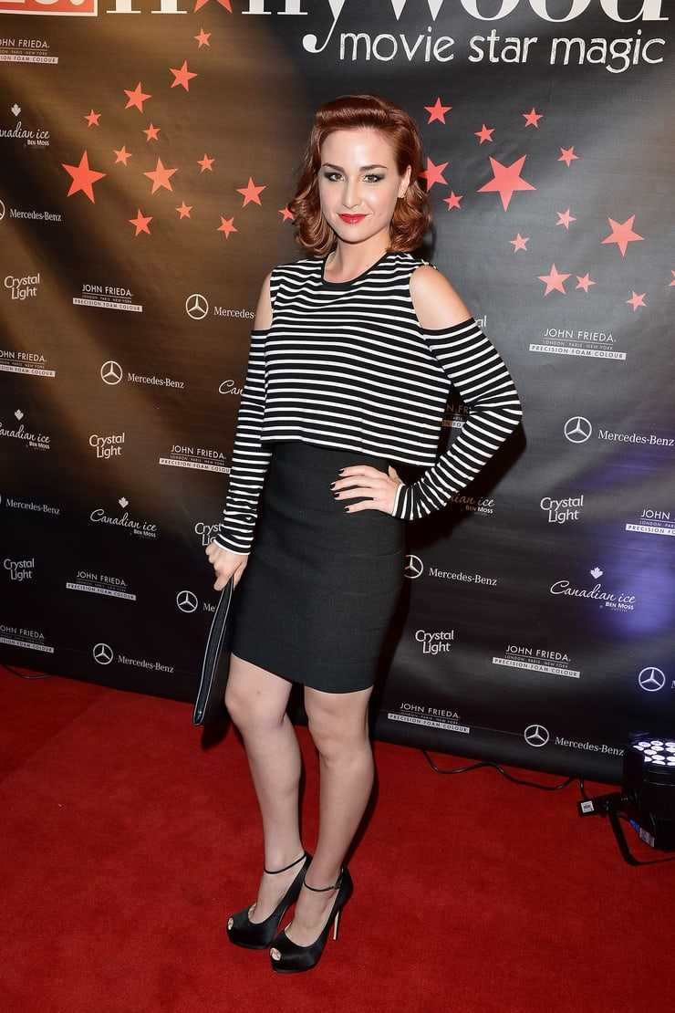 Allison Scagliotti Smith Sexy 61 sexy allison scagliotti pictures which will leave you to