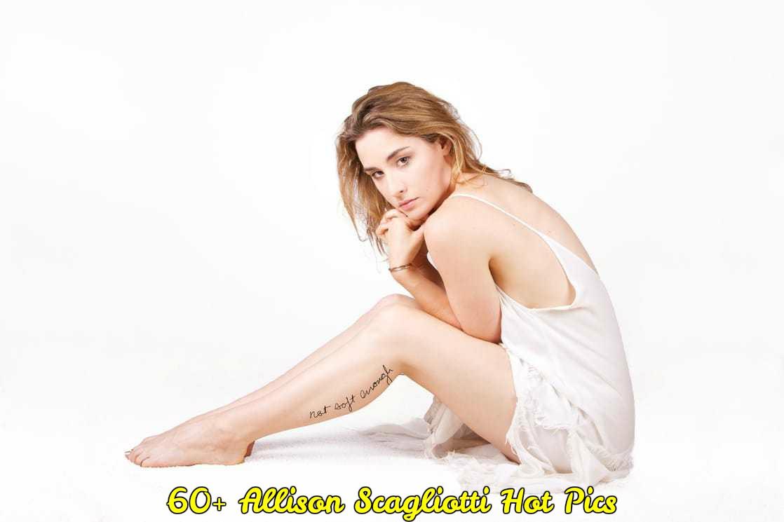 Allison Scagliotti near nude pics