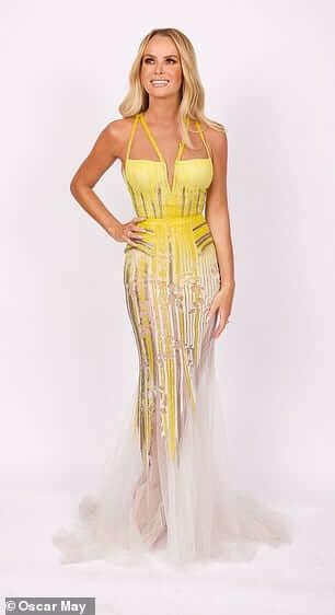 Amanda Holden sexy image