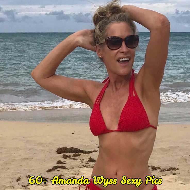 Amanda Wyss bikini