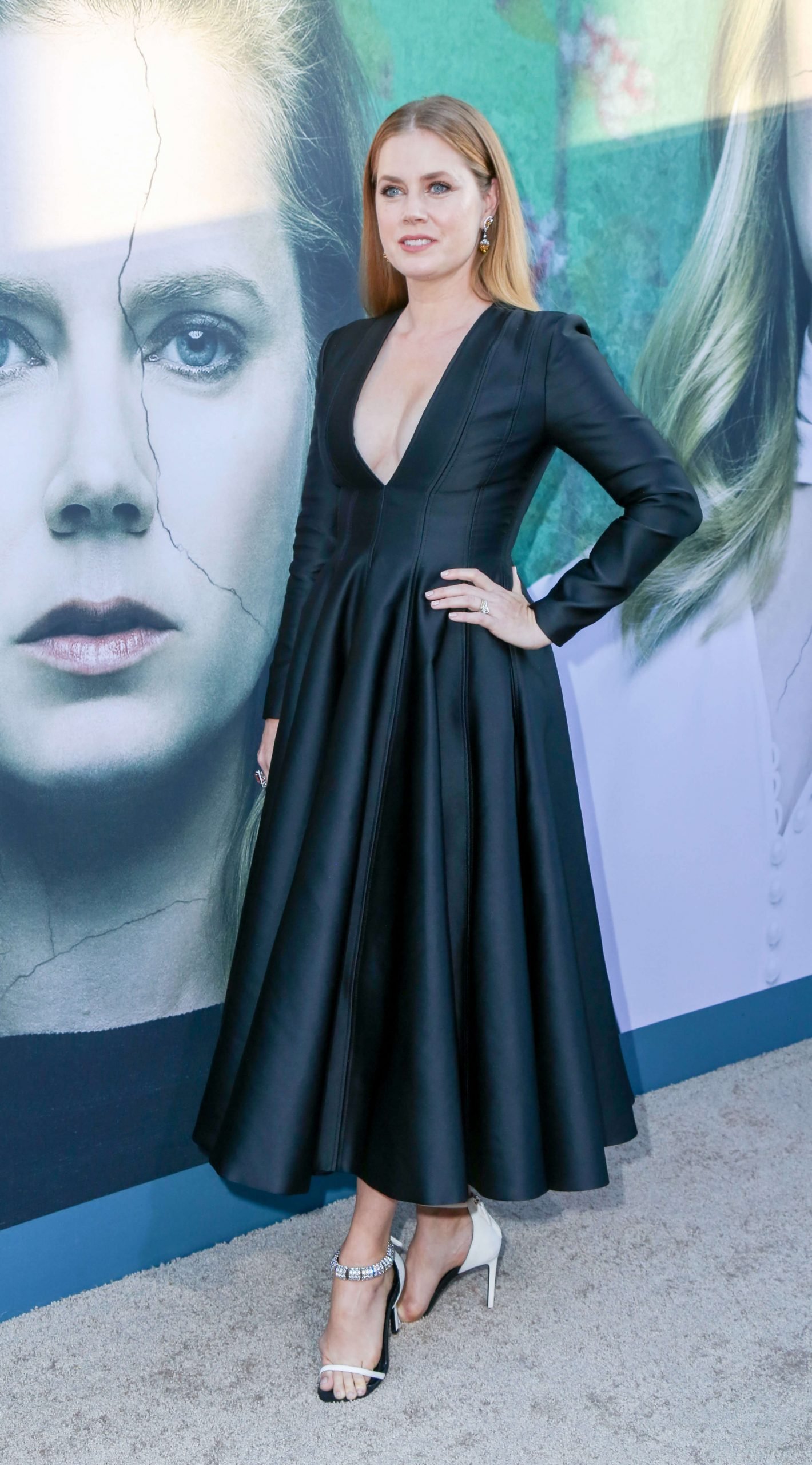 Amy Adams hairs