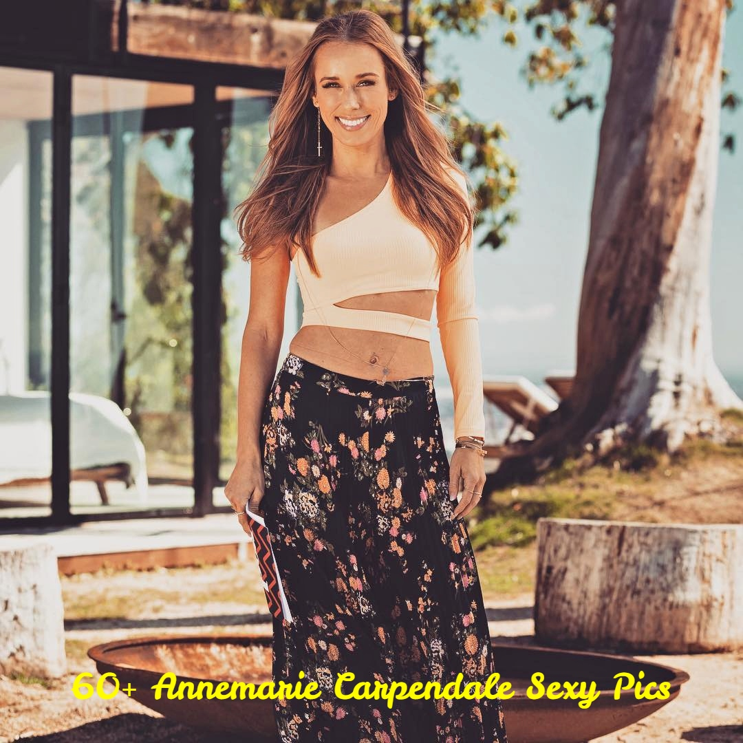 Annemarie Carpendale sexy pics