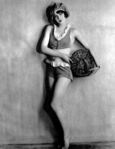 Barbara Stanwyck lingerie