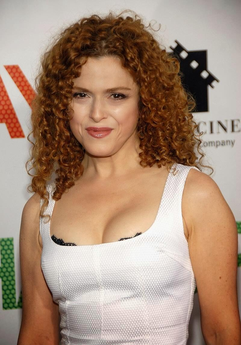 Bernadette Peters sexy busty pictures