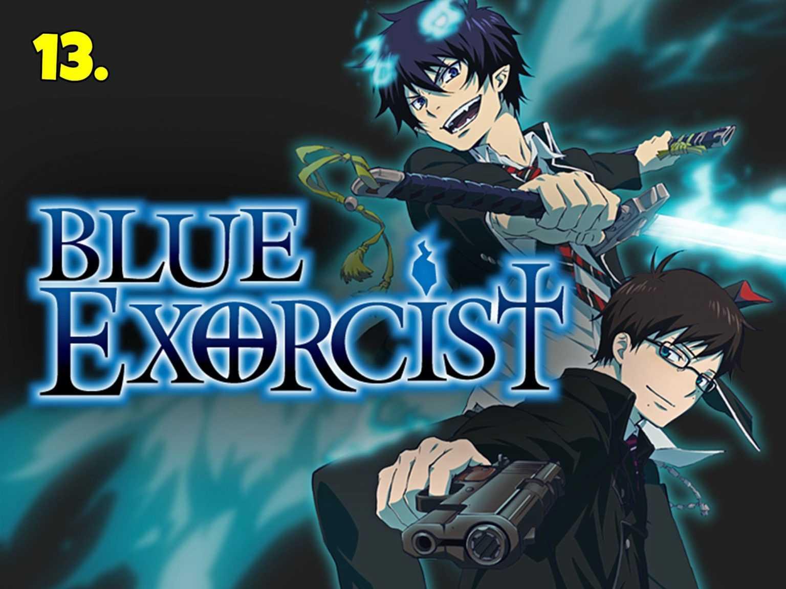 Blue-Exorcist