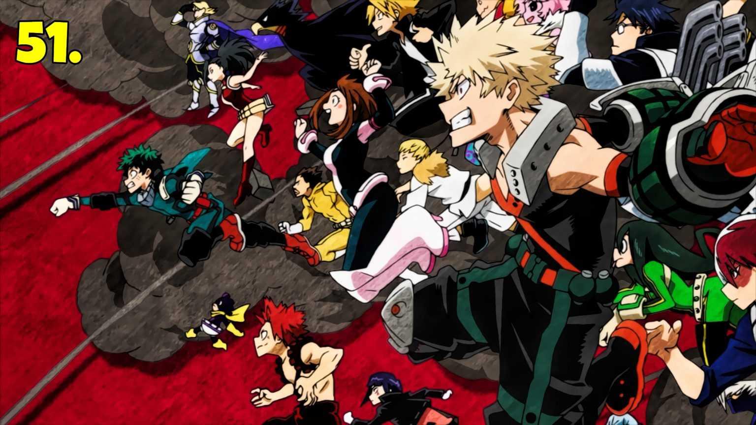 Boku-Hero-Academia