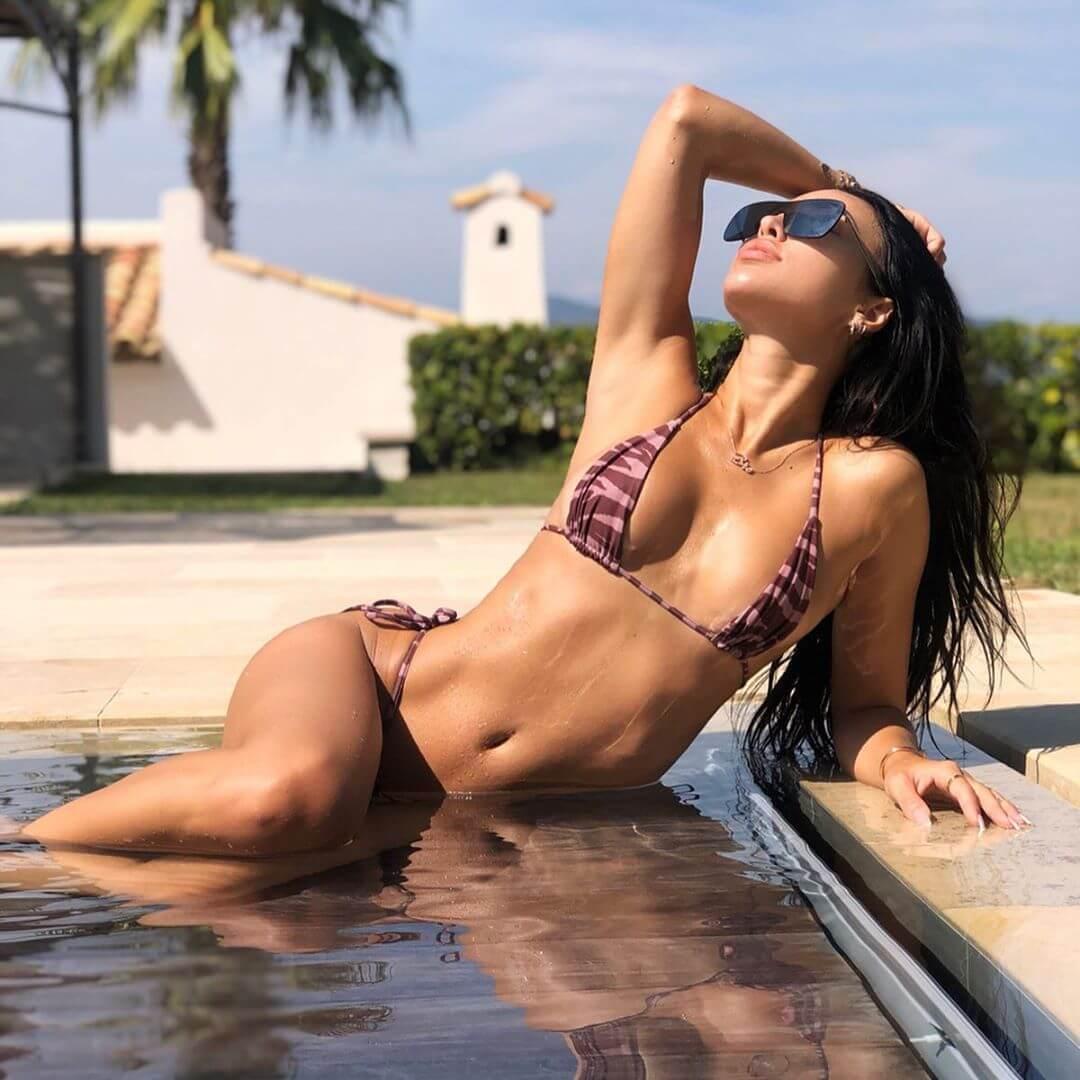 Breana Tiesi sexy bikini pics