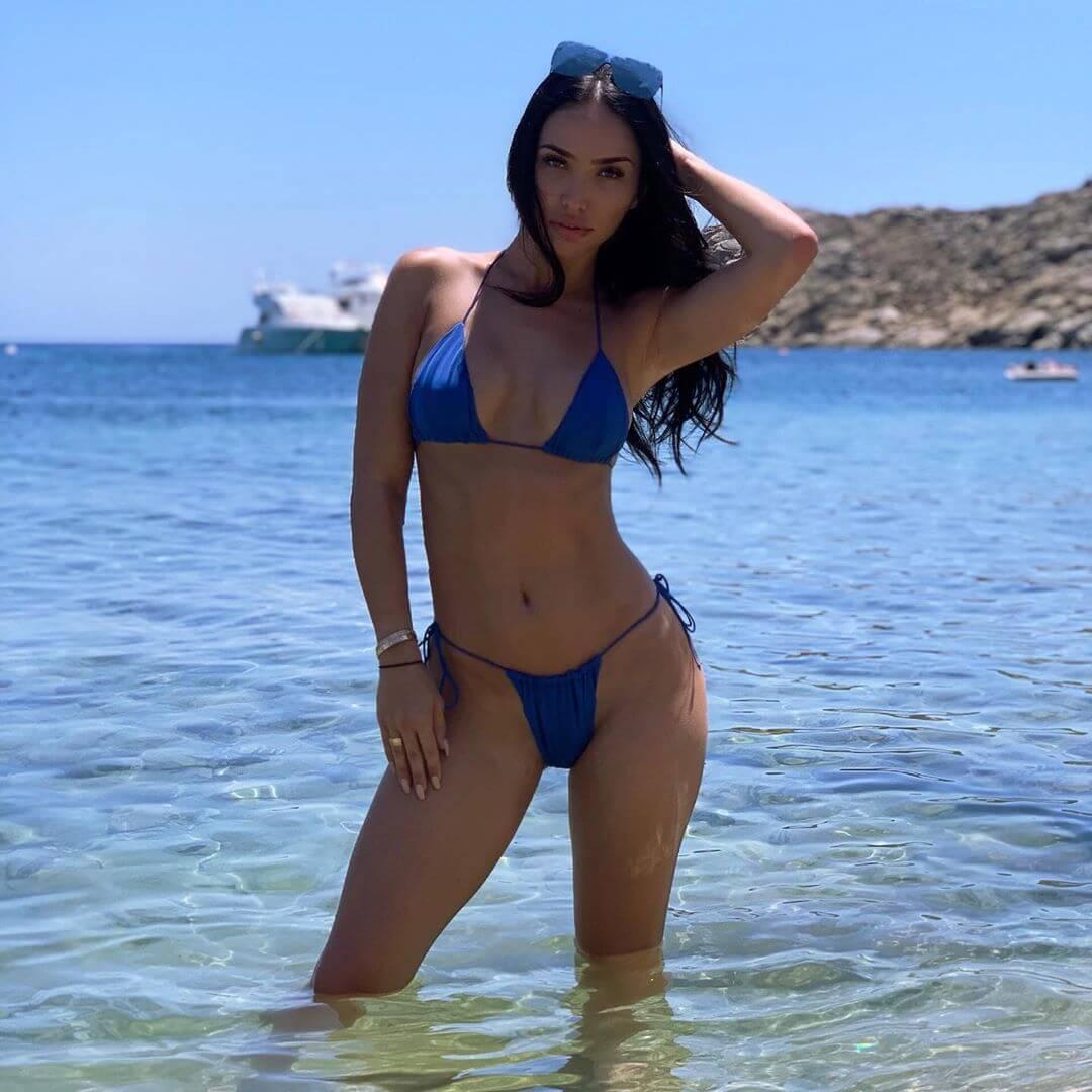 Breana Tiesi sexy picture