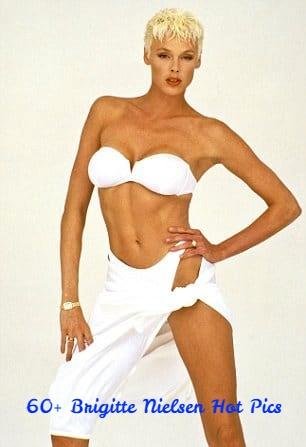 Brigitte Nielsen hot pics