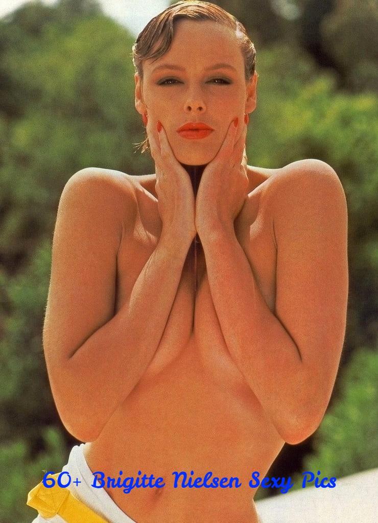 Brigitte Nielsen sexy pic