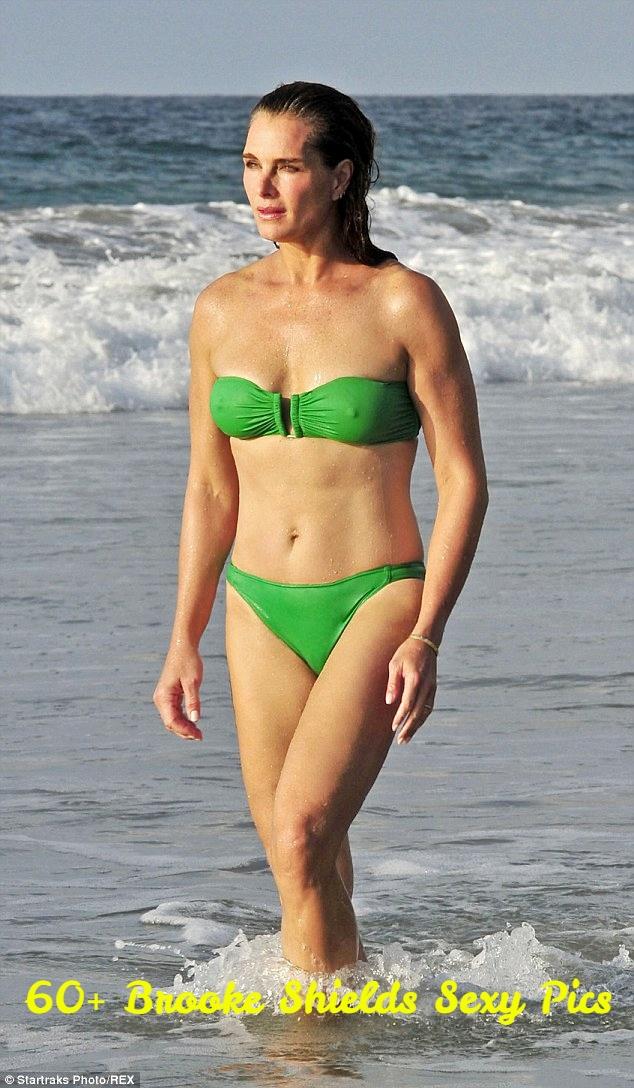 Brooke Shields hot pics