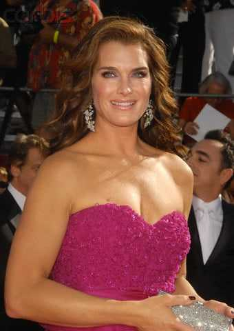 Brooke Shields sexy busty picture