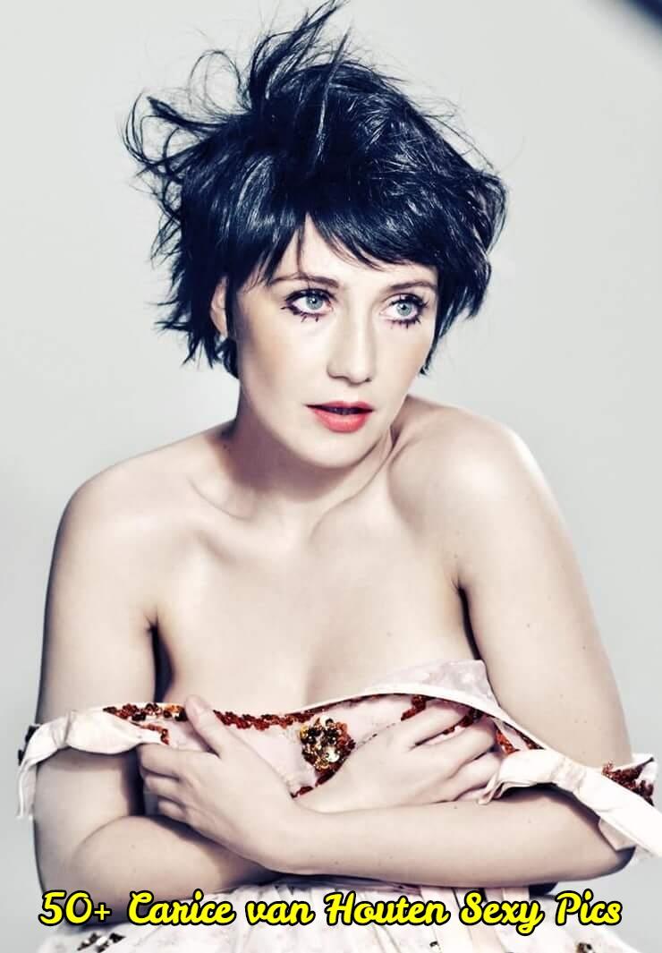 Carice van Houten boobs cleavage (1)