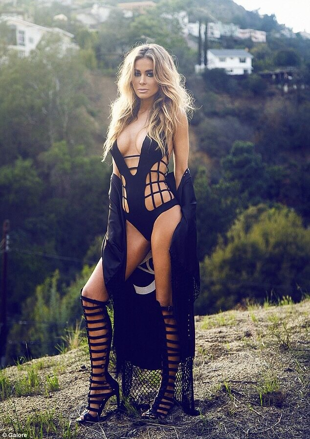 61 Sexy Carmen Electra Pictures Captured Over The Years -4692