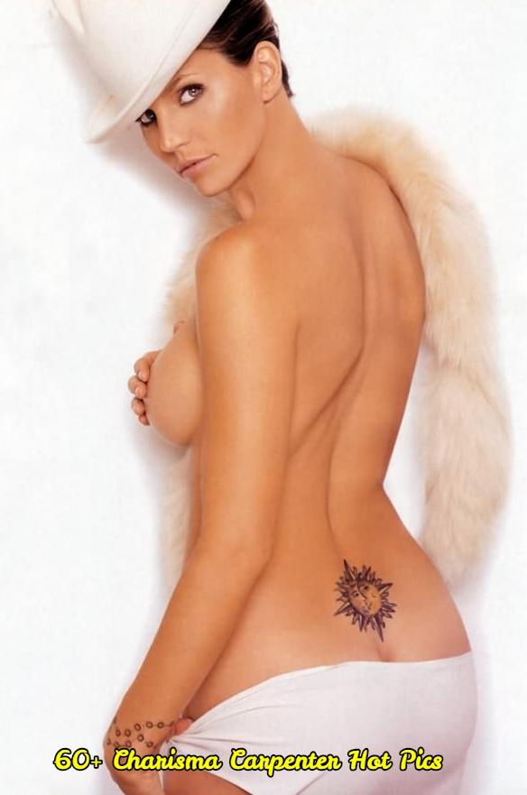 Charisma Carpenter sexy pictures