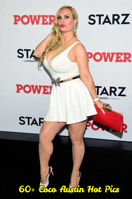 Coco Austin hot and sexy