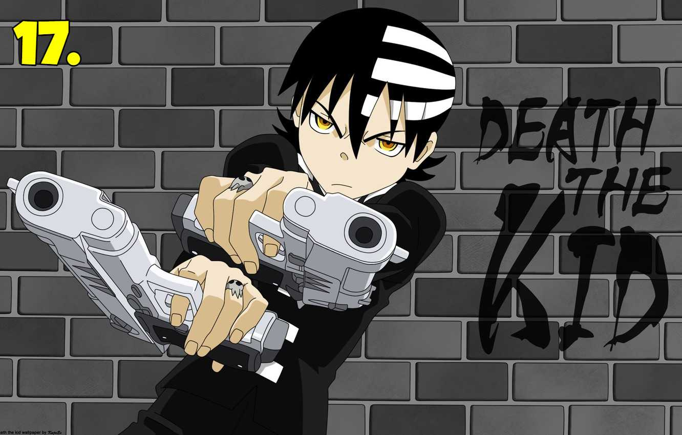 Death-The-Kid-Soul-Eater