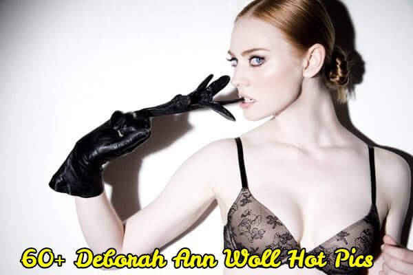 Deborah Ann Woll bra