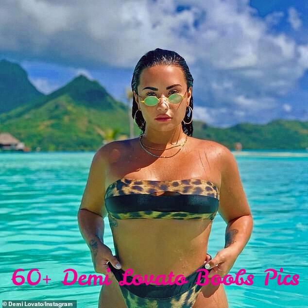 Demi Lovato boobs pics