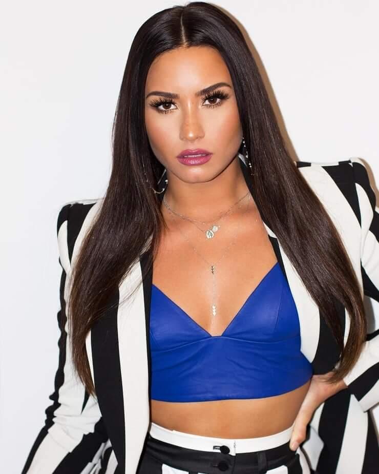 Demi Lovato oht pic