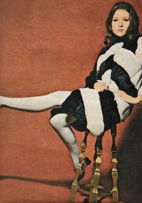 Diana Rigg facts