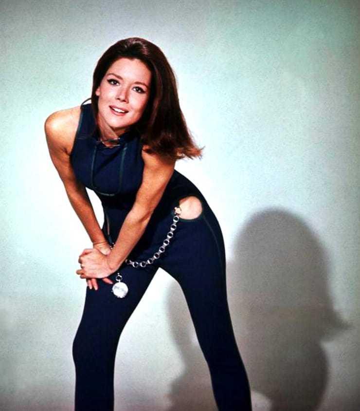 Diana Rigg hot
