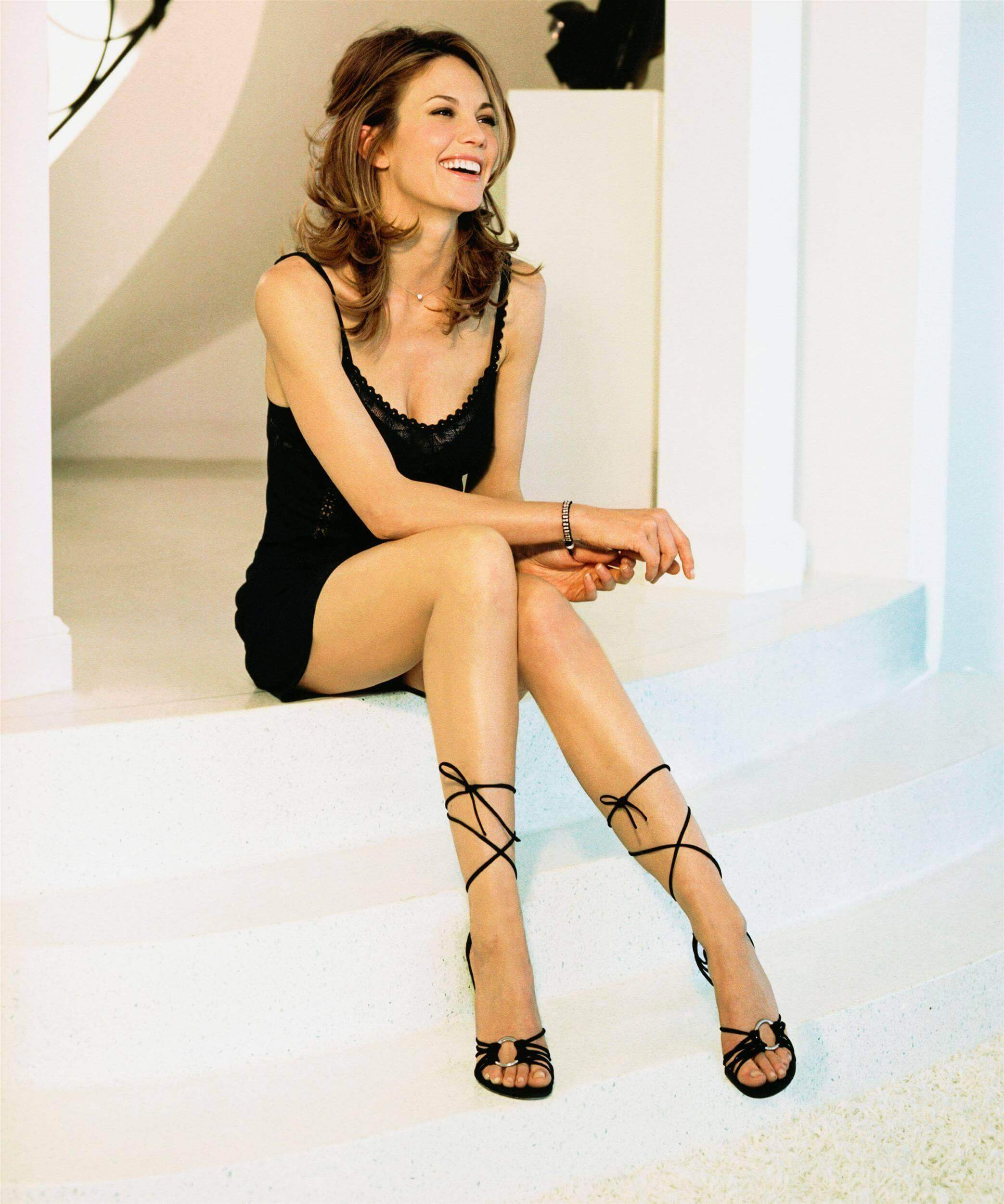Diane Lane hot legs