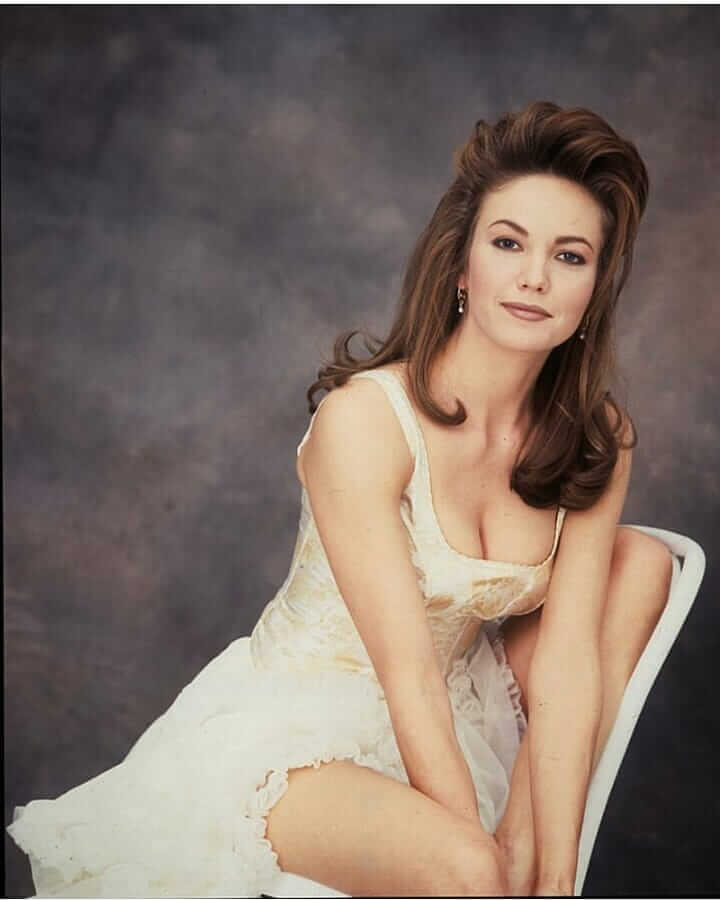 Diane Lane sexy busty pictures (2)