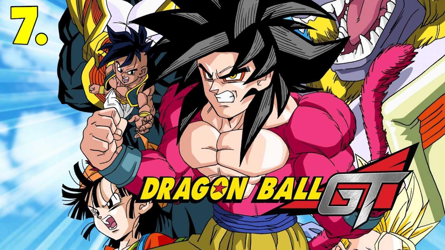 Dragonball-GT